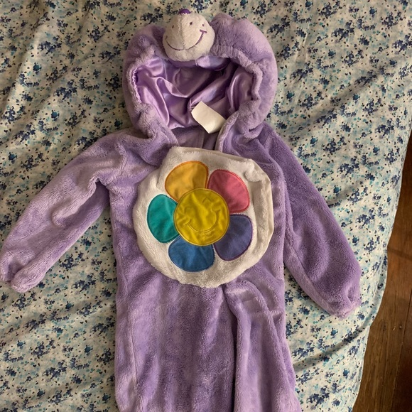 Care Bears Other   Care Bears PJs Halloween Costume Year Round 2T